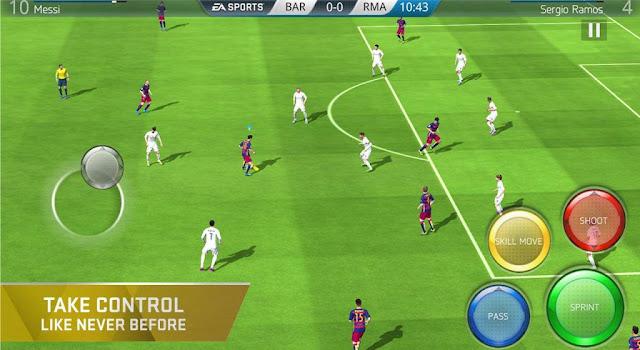 FIFA 19 APK DATA + OBB adalah satu paket lengkap file yang dapat kalian langsung install, sekaligus berikut adalah kebutuhan sistem yang harus kalian siapkan agar proses install dapat berjalan lancar.