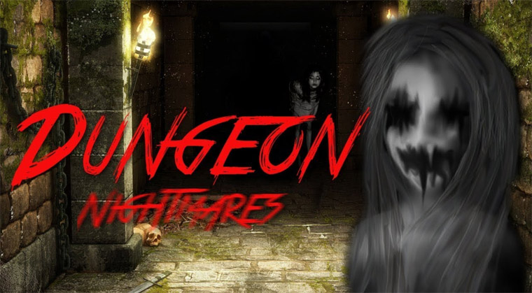 Dungeon game horor di android