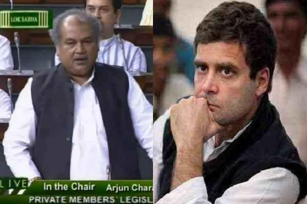 minister-narendra-singh-tomer-told-rahul-gandhi-poochh-ka-baal
