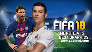 FIFA 18 v12 by RogArtE Edition Best Graphics