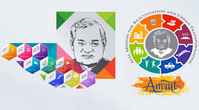 Atal Mission for Rejuvenation and Urban Transformation, AMRUT, Rajasthan, urban development ministry Rajasthan, Atal Mission