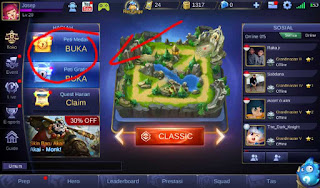 Tips Cepat Menaikan Set Emblem Level Max 60 Pada Mobile Legend