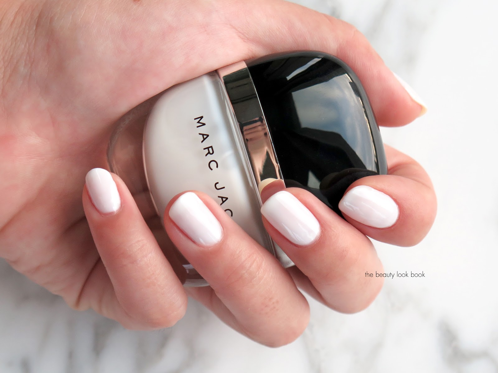 Marc Jacobs Beauty Enamored Hi-Shine Nail Lacquers in White Snow and ...
