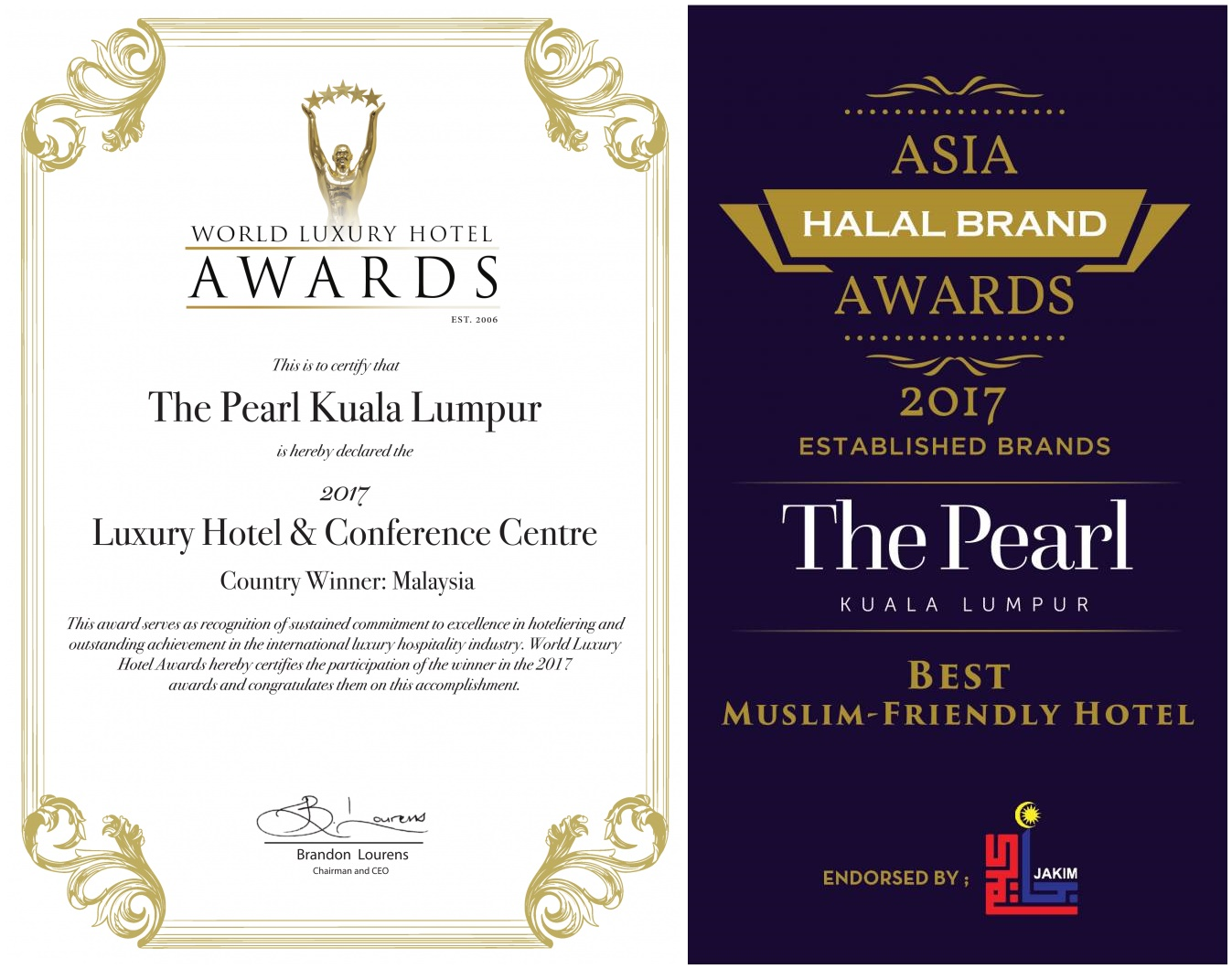 muslim friendly hotel in Kuala Lumpur