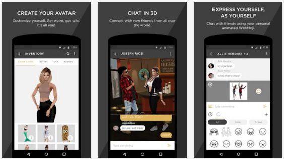 7 Aplikasi Android Untuk Membuat Gambar Avatar Lucu dan Keren