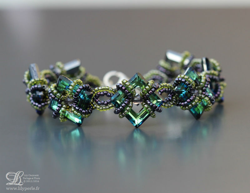 Bracelet Carlyne par Lilyperle