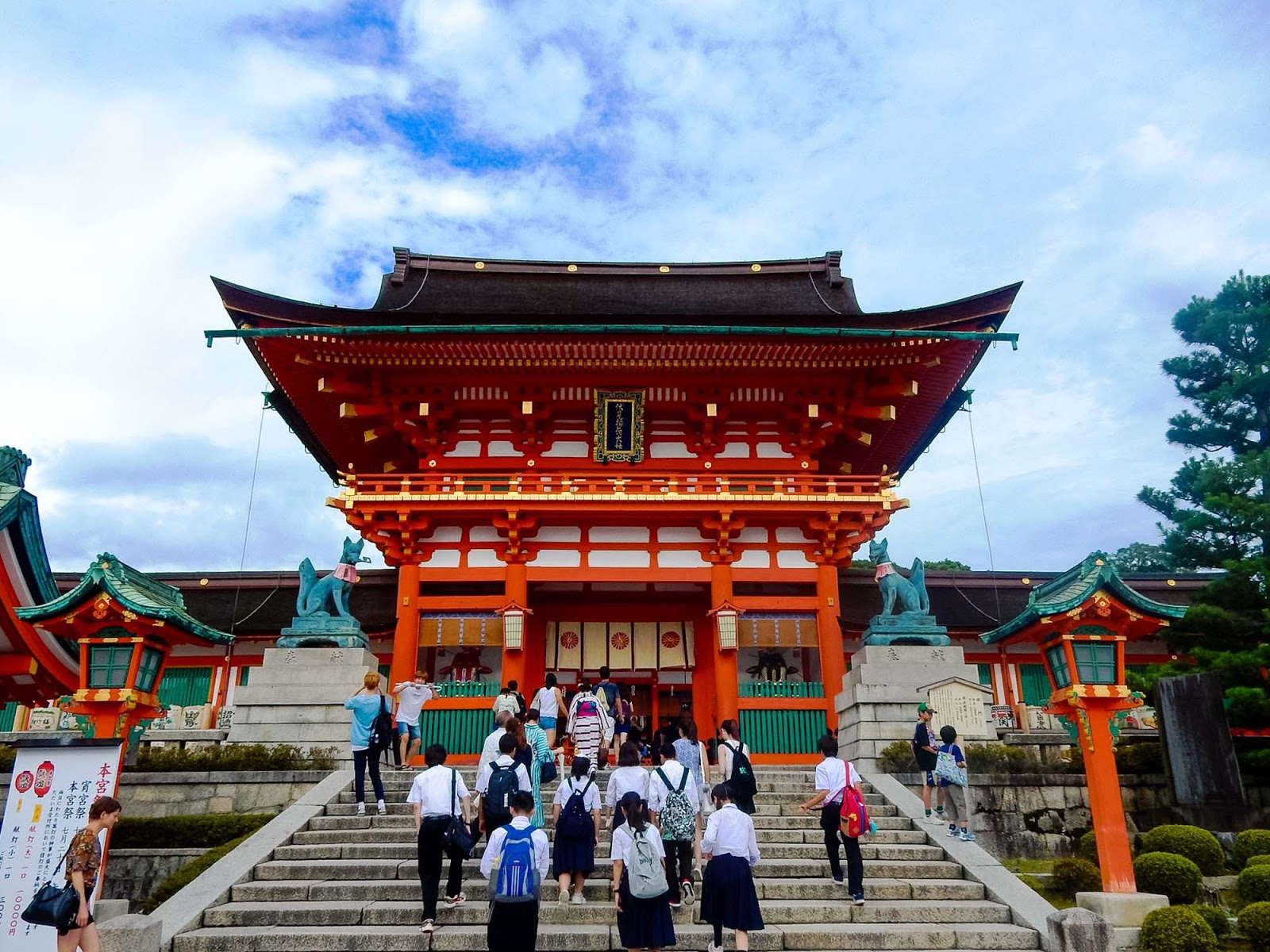 Understanding a Japanese Temple