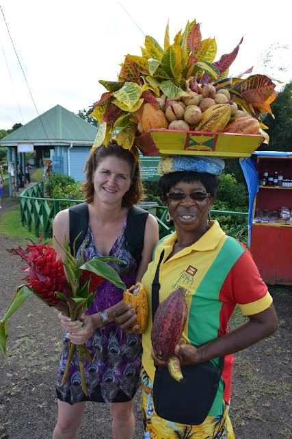 Grand Etang Grenada