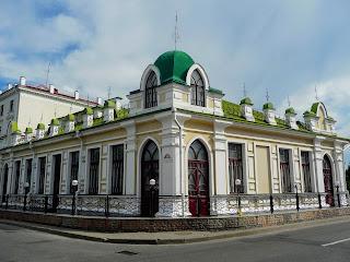 Пинск. Полесский драматический театр