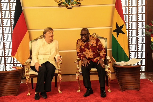President Akufo-Addo Lauds VW's Decision To Set-Up Assembly Plant In Ghana