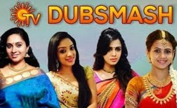 Sun TV Dubsmash Sun TV Anchor Serial Actress Dubsmash