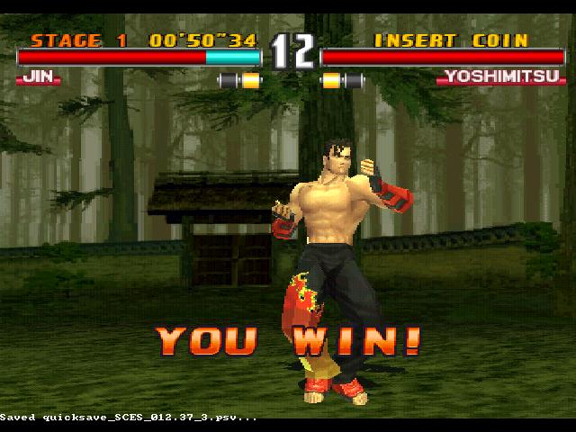 Tekken 3 Screenshot 3
