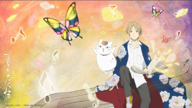 Anime Like Violet Evergarden - Natsume Yuujinchou (Natsume's Book of Friends)