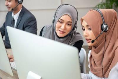 Customer Service Hijab