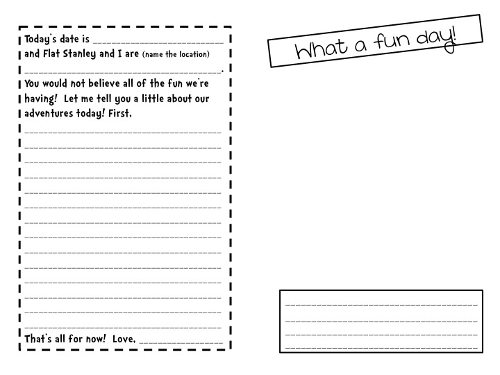 Writing A Friendly Letter 2nd Grade Lesson