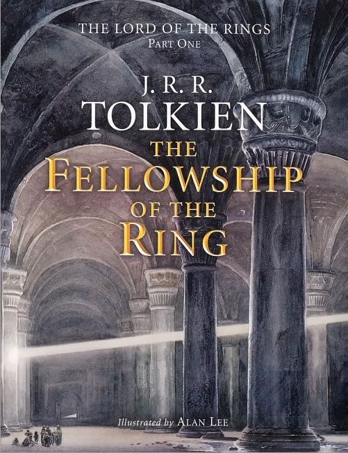 Fellowship Of The Ring Unwin