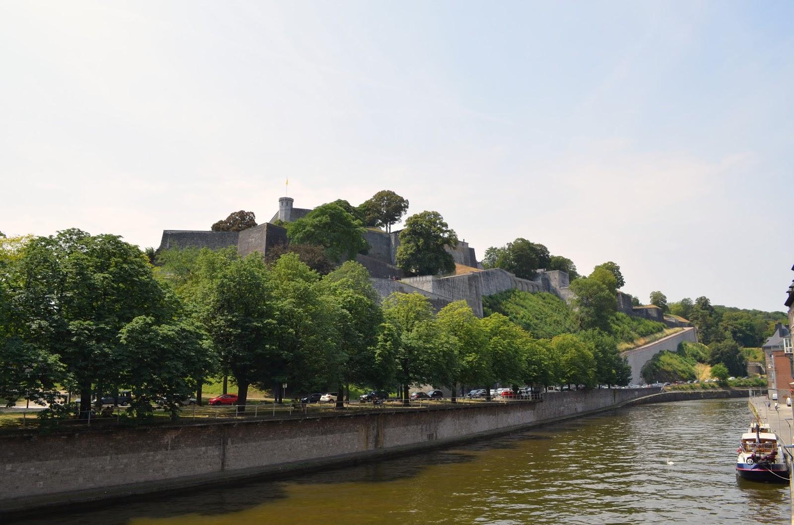 Citadelle de Namur Belgium
