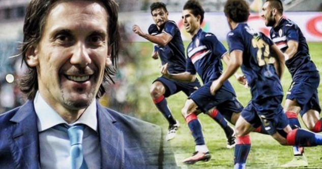 سبعة لاعبين بالتشكيل الاساسي لأول مره أمام إلمنيا في كأس مصر