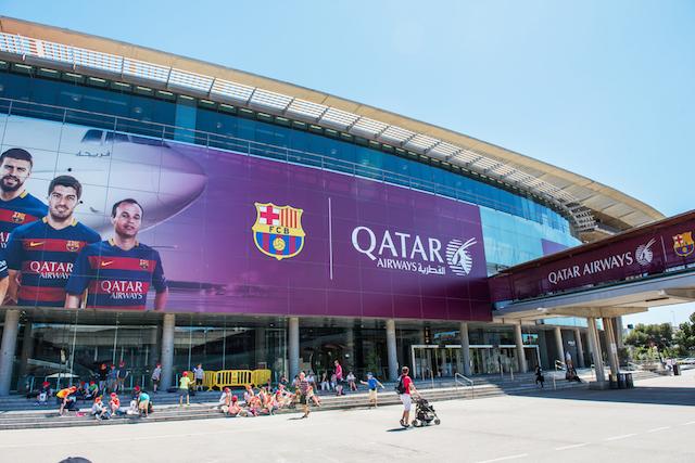 Tour pelo Estádio Camp Nou de Barcelona