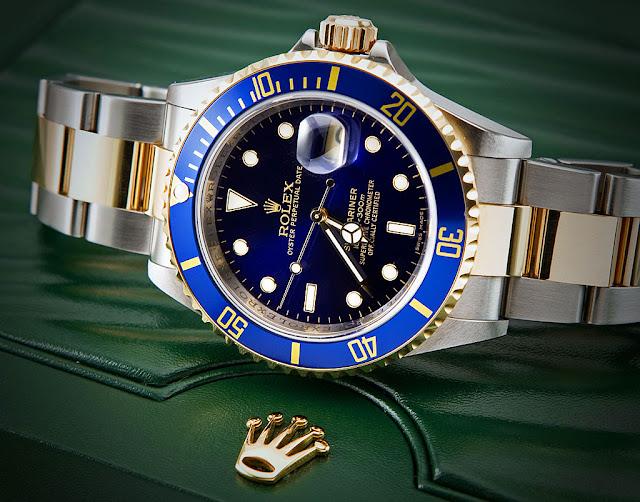 Mẫu đồng hồ nam đeo tay hàng hiệu đẹp