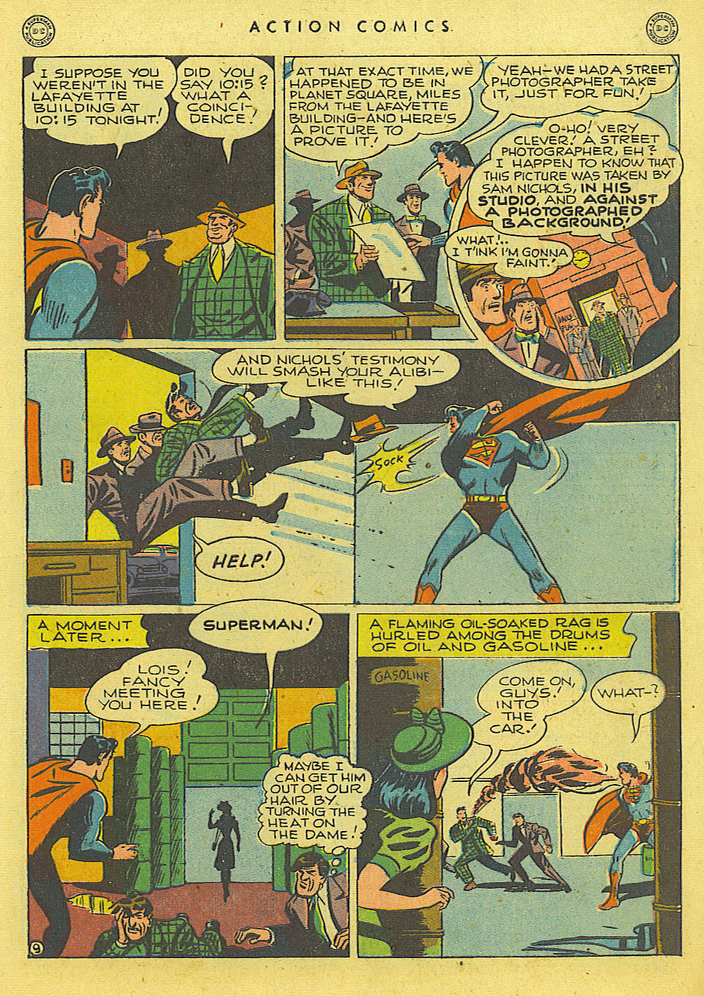 Read online Action Comics (1938) comic -  Issue #114 - 11