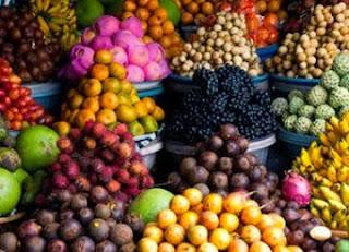 Buah buahan yang mengandung serat tinggi