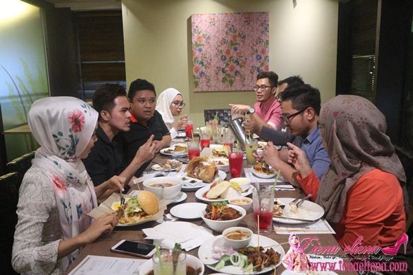 Dinner Bersama Rakan-rakan di Rasa Utara Berjaya Time Square