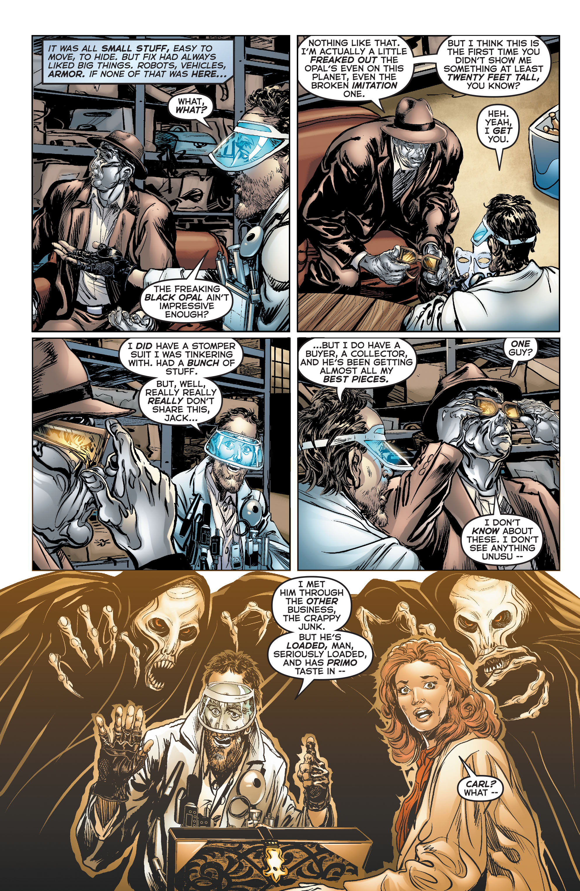 Read online Astro City comic -  Issue #33 - 13