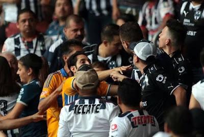 Liga MX lamentó veto a afición visitante