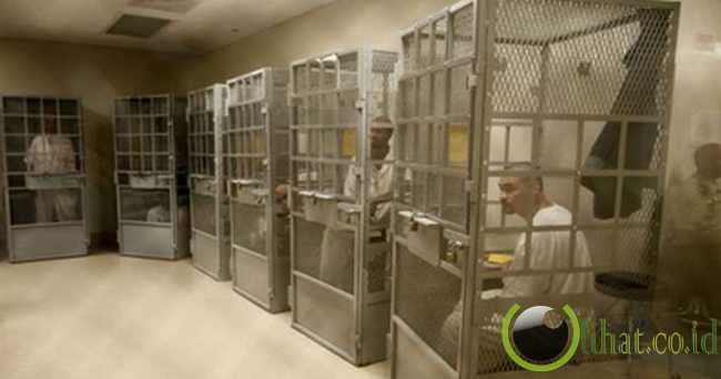 Penjara San Quentin di California Amerika Serikat