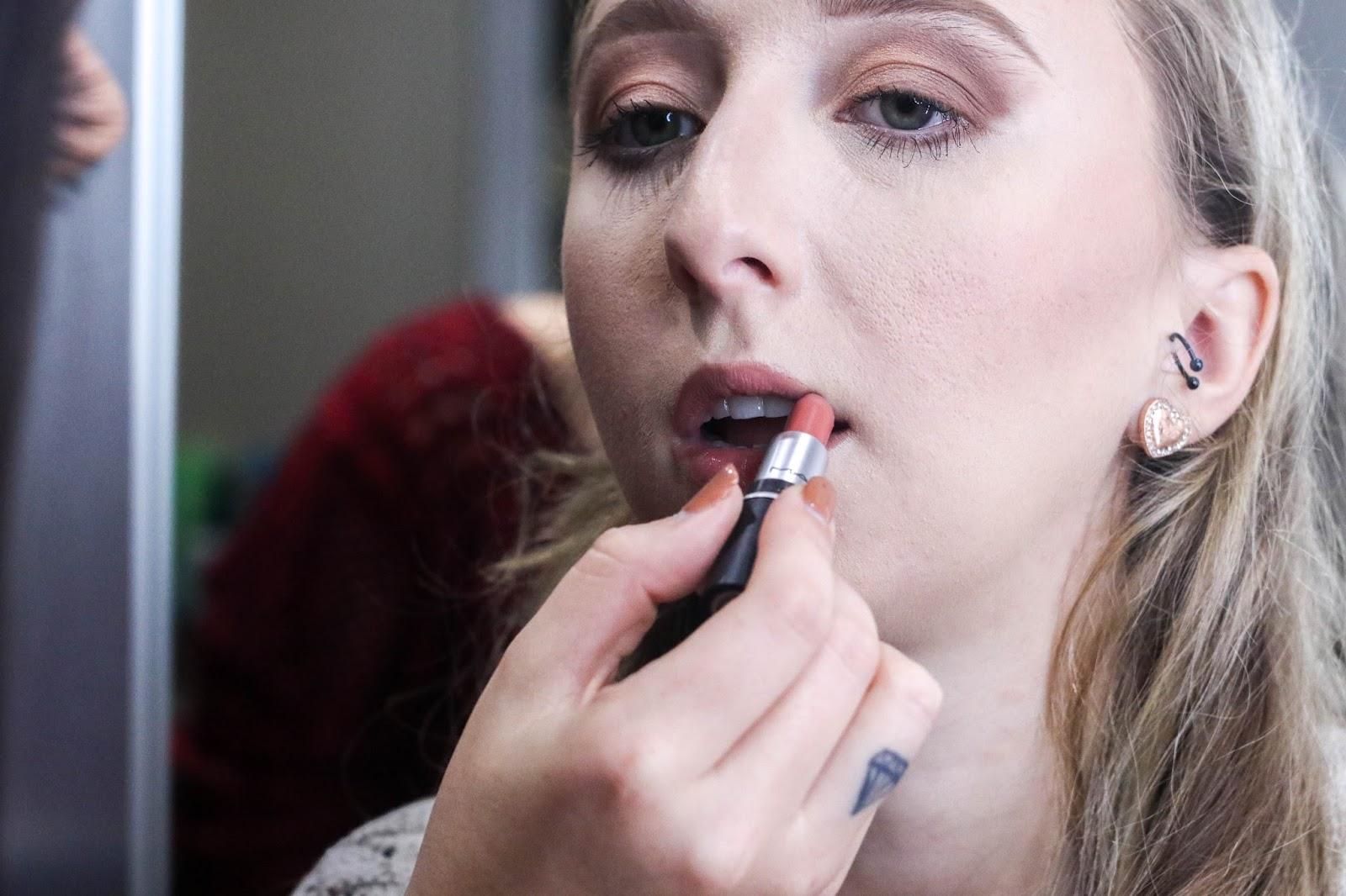 Fall Makeup Look feat. Alexandra Artistry