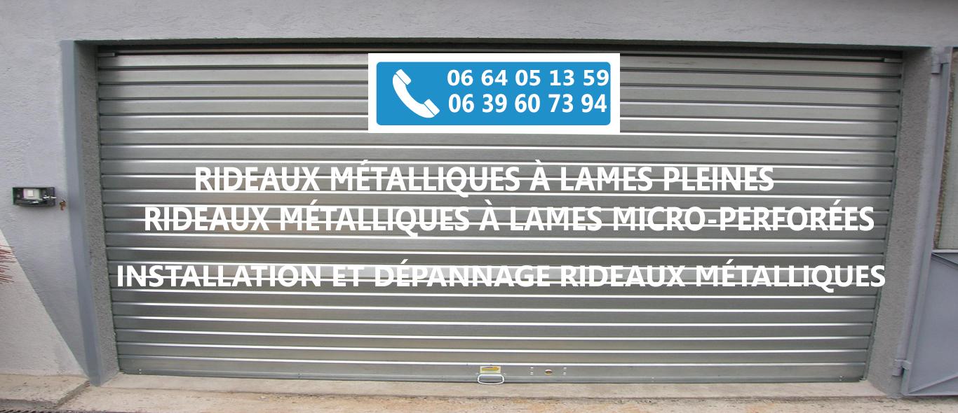 Rideau metallique marrakech installation rideau metallique marrakech pose et installation for Bon prix rideaux