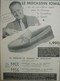 economie chaussures soule
