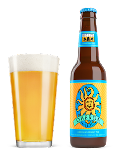 Oberon beer from Bell's