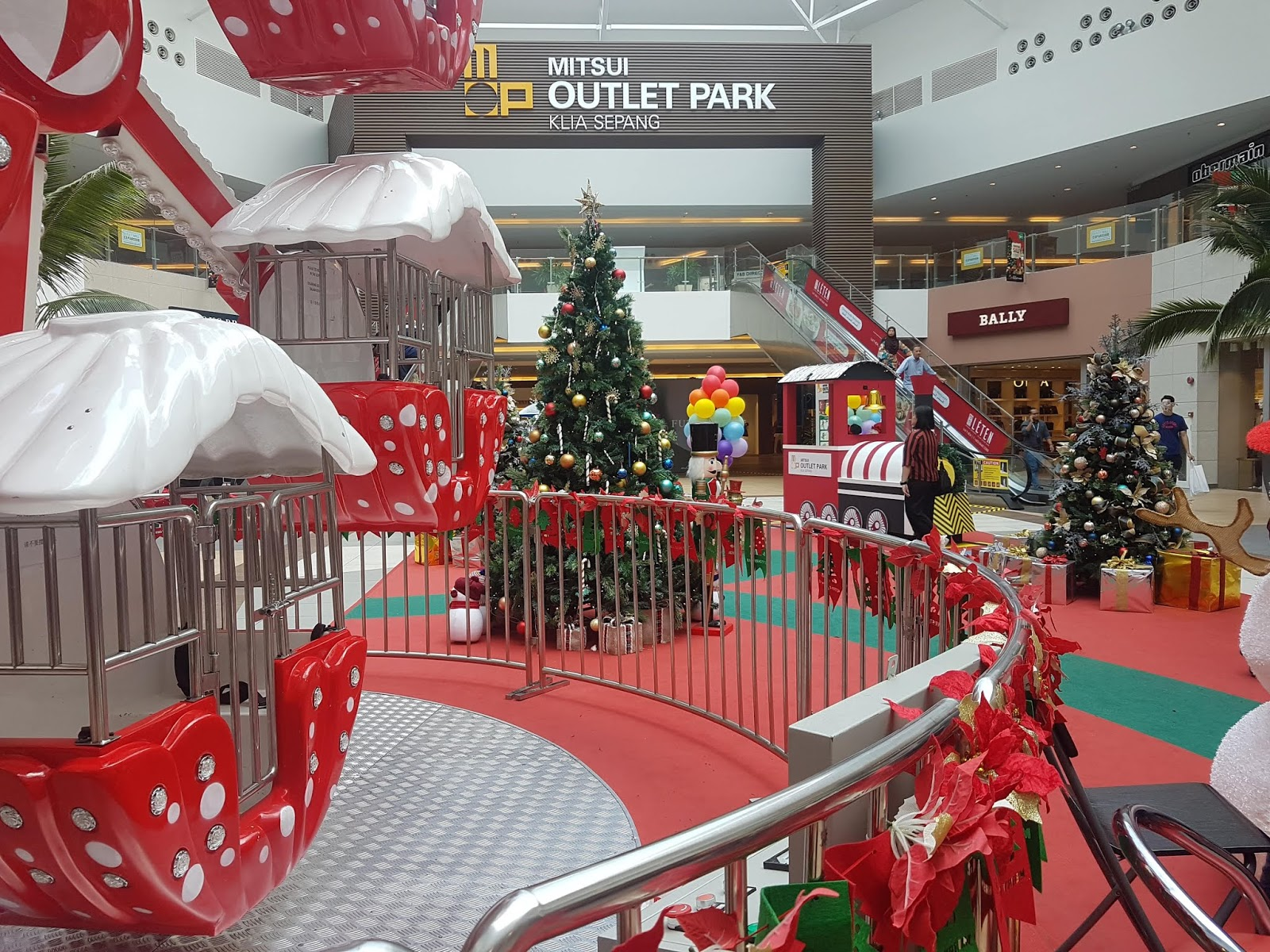 [Event] The Nutcracker Magic this Holiday Season @ Mitsui Outlet Park KLIA Sepang