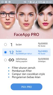 FaceApp adalah aplikasi unik yang bisa membuat wajah anda menjadi tua. Berikut cara menggunakan aplikasi FaceApp untuk versi Premium / Pro.
