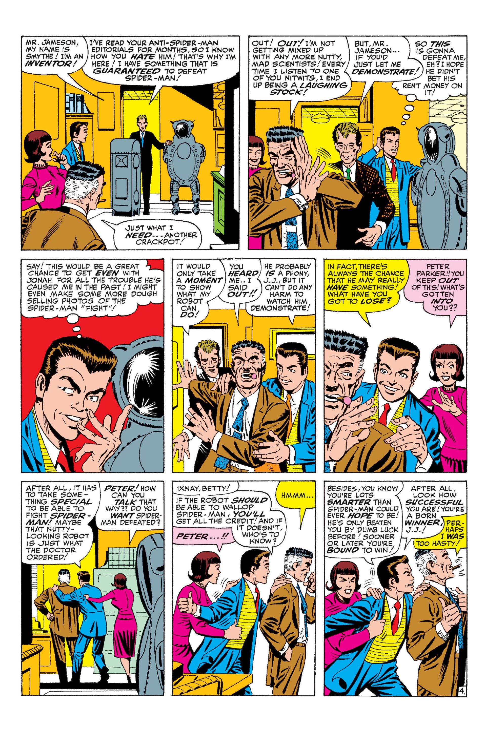 The Amazing Spider-Man (1963) 25 Page 4