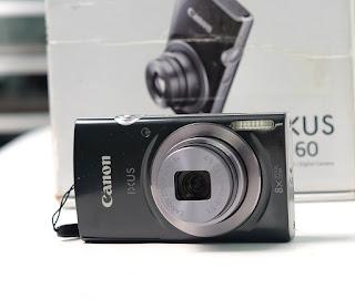 Jual Canon IXUS 160 Kamera Digital Bekas