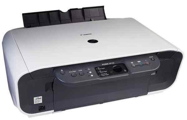 Descarga del controlador de impresora Canon PIXMA MP150