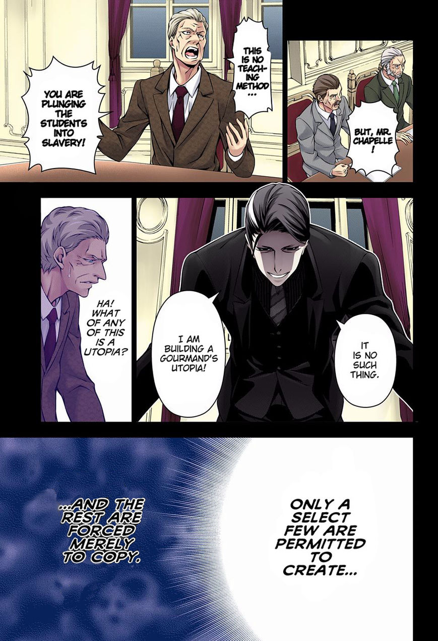 Shokugeki no Soma - Chapter 179