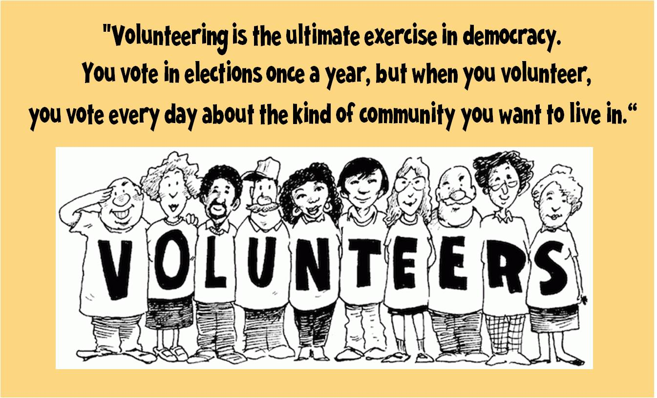 Humorous Quotes About Volunteering. QuotesGram