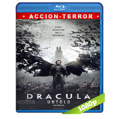 Dracula La Historia Jamas Contada (2014) BRRip Full 1080p Audio Trial Latino-Castellano-Ingles 5.1