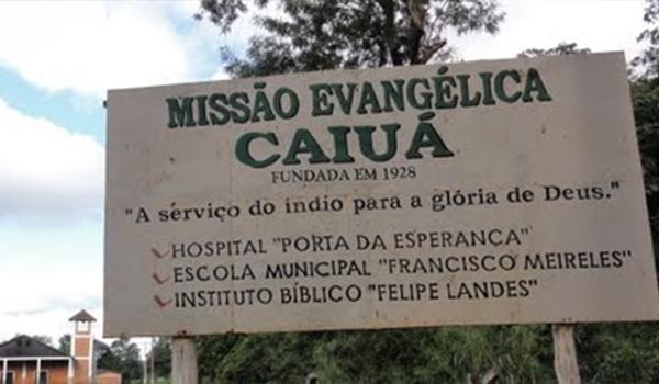Missão evangélica