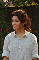 Actress Ritika Singh Stills in Denim Jeans at Sivalinga Movie Press Meet  0003.jpg