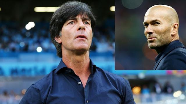 Joachim Low : Saya Tidak Akan Tangani Real Madrid