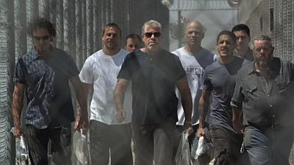Sons Of Anarchy - Season 4 Episode 1: Out