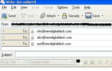 Create a Mailto Link for Your Website 2