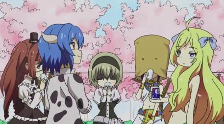 Jashin-chan Dropkick – Episódio 11