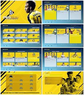 PES 2017 FIFA 17 Theme by Asemarema