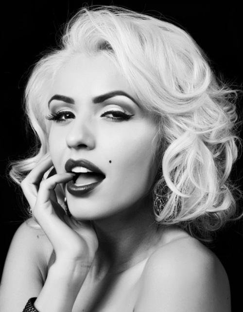 Vintage Hair & Make-up Inspiration